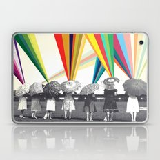 Modern women Laptop & iPad Skin