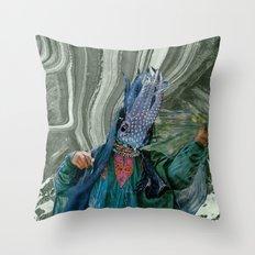 Cetus Throw Pillow