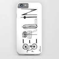iPhone & iPod Case featuring Be brave in Berlin by Villaraco