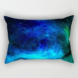 Rectangular Pillow - ζ Tegmine - Nireth