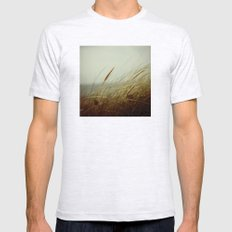 Indian Summer Mens Fitted Tee Ash Grey SMALL