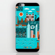 Perth lifestyle iPhone & iPod Skin
