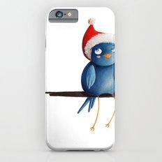 Christmas Bird Slim Case iPhone 6s
