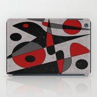 Abstract #110 iPad Case