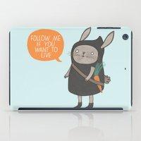 Ninja Bunny iPad Case