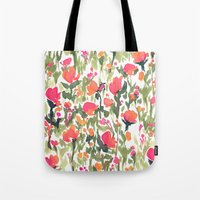 Heart's A Mess Tote Bag