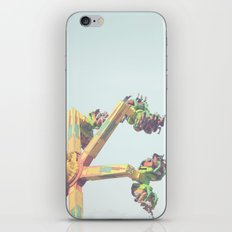 Let's Fly iPhone & iPod Skin