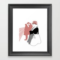Soble Framed Art Print