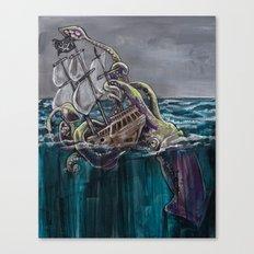 Demise Canvas Print