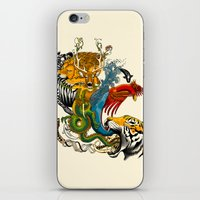 Nature's Way iPhone & iPod Skin