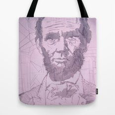 Five Dollar Synopsis For Abraham Tote Bag