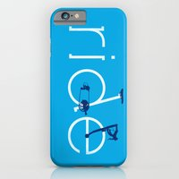iPhone & iPod Case featuring ride by Jason St. Peter