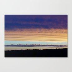 Strata, Various Canvas Print