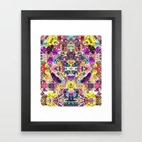 Crystalize Me Framed Art Print