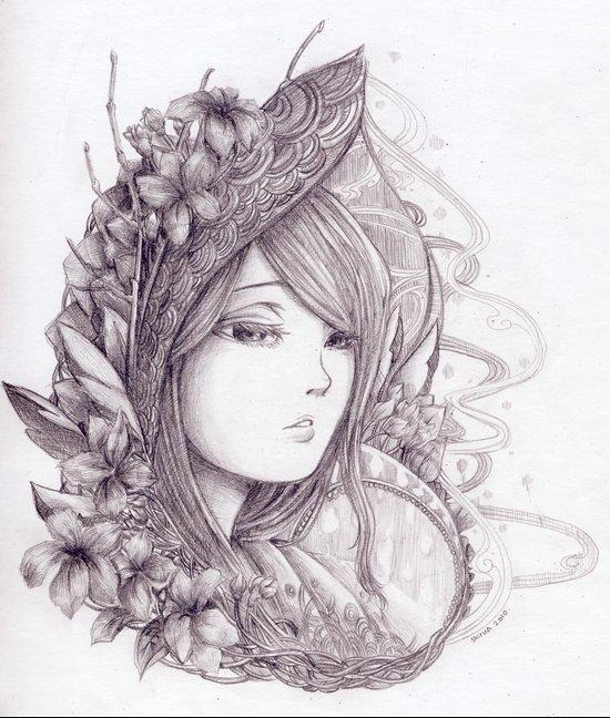 Yu Art Print
