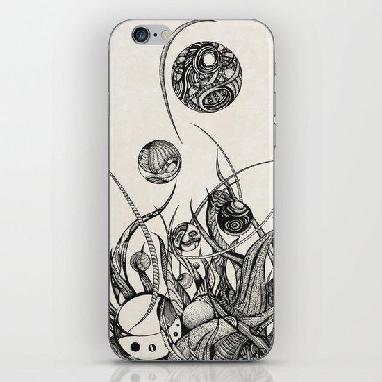 Bothria iPhone & iPod Skin