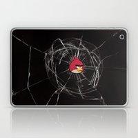 Angry Birds Breaking Glass Laptop & iPad Skin