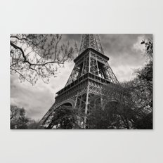 The Famous Tower 1 Canvas Print