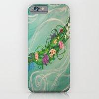 iPhone & iPod Case featuring Garland of Grace by Diane DeKorte