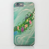 Garland Of Grace iPhone 6 Slim Case