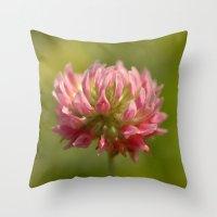 Pink Clover 5033 Throw Pillow