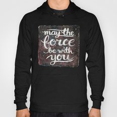 The Force - Red And Blac… Hoody