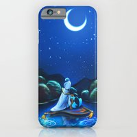 iPhone Cases featuring A Wondrous Place by Alice X. Zhang