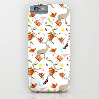 iPhone & iPod Case featuring Primavera by Belén Segarra