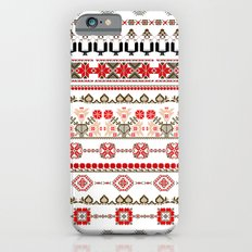 Traditional pattern iPhone 6 Slim Case