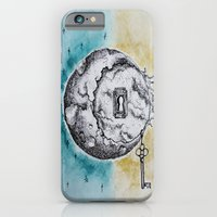 iPhone & iPod Case featuring SUN/MOON by Brianna Saba
