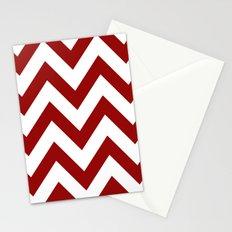 SOONER CHEVRON Stationery Cards