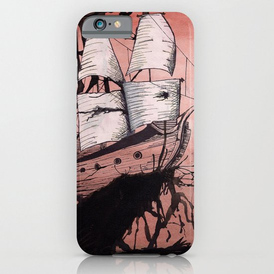 Sea of Ink iPhone & iPod Case