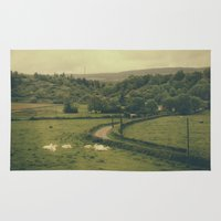 French Countryside  Rug