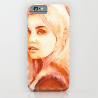 iPhone & iPod Case featuring Tell me your stories by Aurora Wienhold