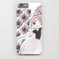 iPhone & iPod Case featuring Little dancer by Piarei