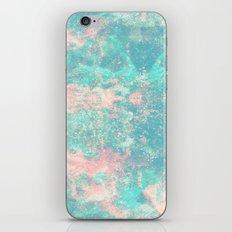 Ocean Foam iPhone & iPod Skin