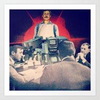 The Initiation Of Operat… Art Print