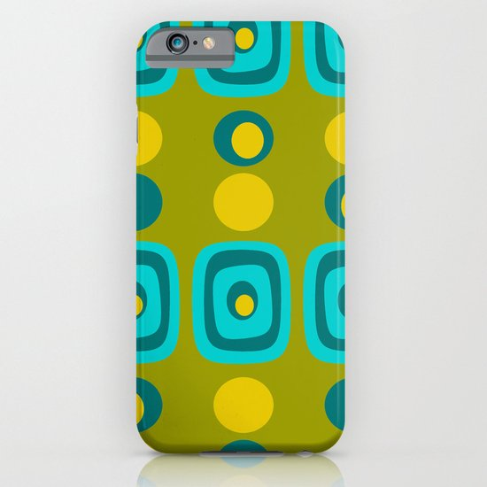 Dashiell iPhone & iPod Case