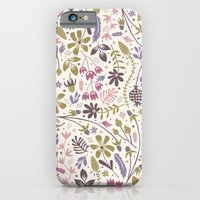 Vintage Blooms  iPhone 6 Slim Case