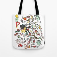 Packing List Tote Bag