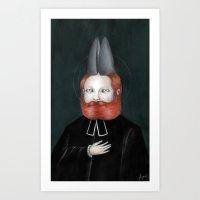 Encarnación: Verbo Divi… Art Print