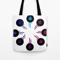 Analog Zine [ Kolor Of S… Tote Bag