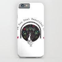 Hope You Feel Beautiful iPhone 6 Slim Case