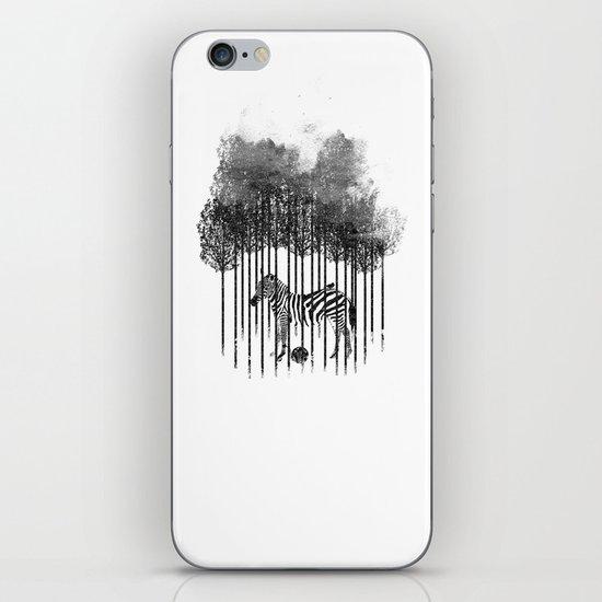 Natural Prisoner iPhone & iPod Skin