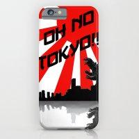 Godzilla - Oh No Tokyo iPhone 6 Slim Case