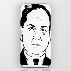 Joe 'The Boss' Masseria iPhone & iPod Skin