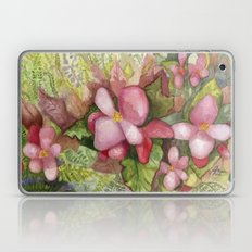 Begonia Beauty Laptop & iPad Skin