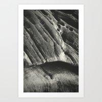 Silent Stone A.D. IV Art Print