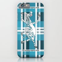 zebra iPhone & iPod Cases featuring Zebra  by mailboxdisco