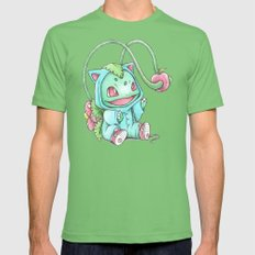 Until The Apple Is Ripe Mens Fitted Tee Grass SMALL